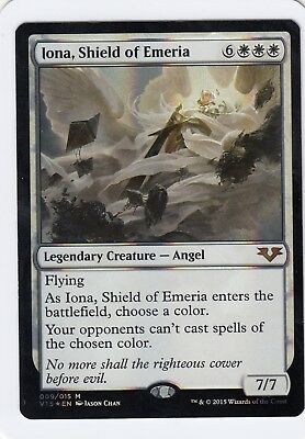 Magic the Gathering MTG Iona, Shield of Emeria From the Vault Angels