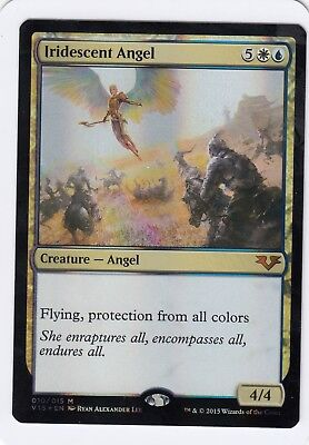 Magic the Gathering MTG Iridescent Angel From the Vault Angels