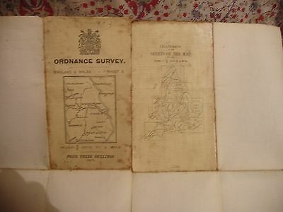 Lincoln & East Yorkshire:antique,Victorian Map 1900-14 Ordnance Survey Relief