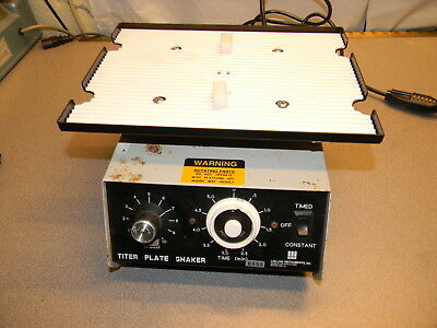 Barnstead/Lab-Line Titer Plate Shaker Model 4625, Free Shipping in the Lower 48