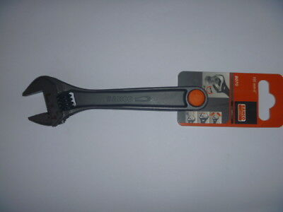 Bahco 8070 Black Adjustable Wrench 6IN