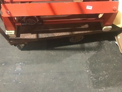 Conveyor Mta40-24 Top Angle Take Up Frame