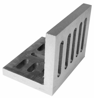 8 X 6 X 5 Open End Slotted Angle Plate (3402-0209)