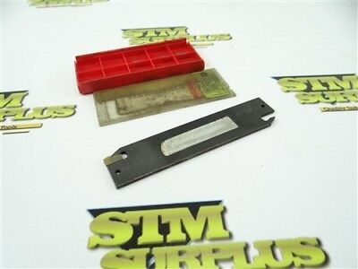 Iscar Indexable Cut Off Parting Blade 151.2-21-30 + 7 Inserts