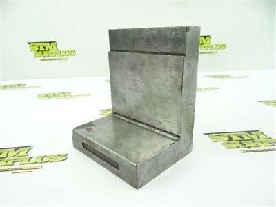 """Machinists Precision Right Angle Plate 3"""" X 3-1/2"""" X 4-3/8"""""""