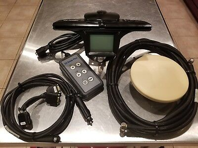 Ag Leader Trimble EZ GUIDE PLUS gps lightbar with antenna NO RESERVE PENNY START