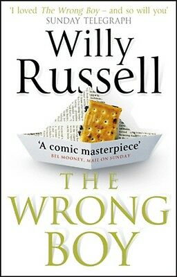 The Wrong Boy (Paperback), Russell, Willy, 9780552996457