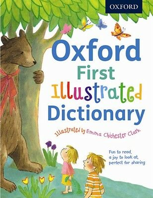 Oxford First Illustrated Dictionary (Paperback), Delahunty, Andre. 9780192746047