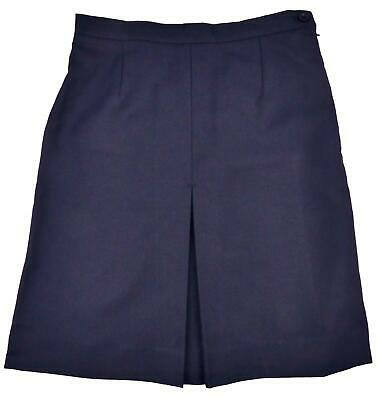 """Girls Navy Blue School Skirts Ages 13 Years 14 Years 15 Years 32"""" Top Store"""