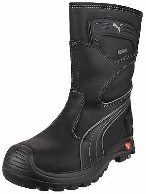 Puma Rigger Safety Boots Mens Composite Toe Cap Industrial Work Shoes Footwear