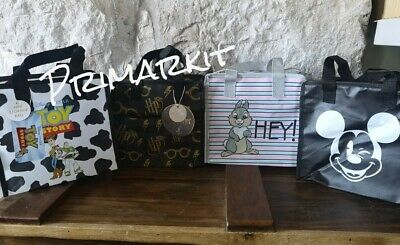 Harry Potter Marauders Map,mickey Mouse, Flamingo Mini Storage Lunch Bag Primark
