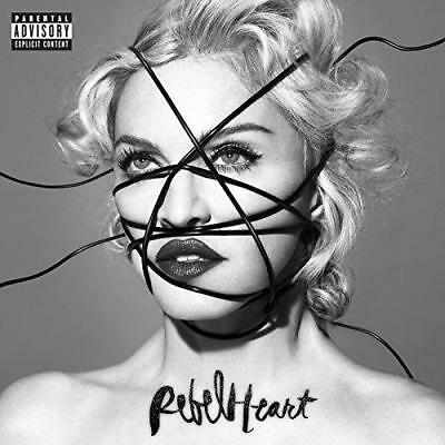 Madonna - Rebel Heart - Deluxe Edition (NEW CD)