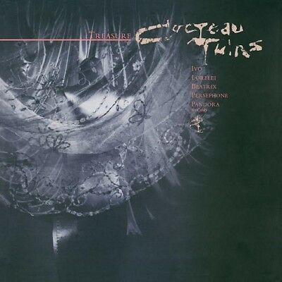Cocteau Twins Treasure Lp Sealed Japan 1st 1985 Virgin 4ad