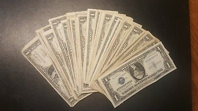 Miscellaneous Lot of $138 Face Old Paper Money - US Coins