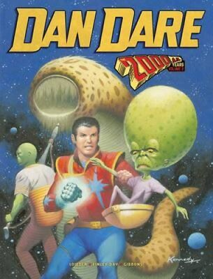 Dan Dare - The 2000 AD Years Vol. 2 by Gerry Finley-Day 9781781084601