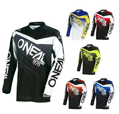 Oneal Element Jersey RACE MX Downhill MTB Enduro Motocross Shirt
