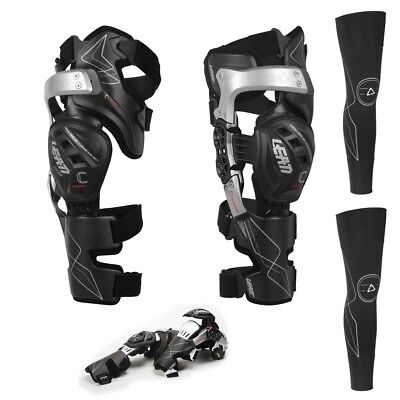 Leatt Knieorthese C-Frame Carbon MX DH MTB Knieprotektion Knee Orthese