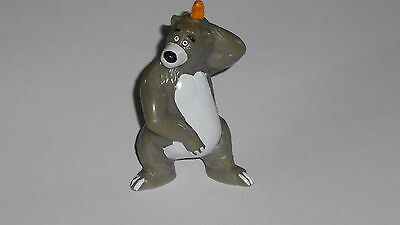 Bully Bullyland Disney The Jungle Book Baloo Bear handpainted plastic toy figure