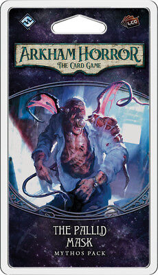 Arkham Horror The Card Game: The Pallid Mask Mythos Pack FFGAHC15