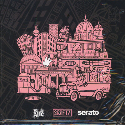 Battle Ave x Serato - At The Ave Volume 3 Us