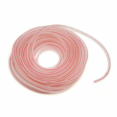 Universel silicone flexible carburant essence tuyau Tube huile 18m long