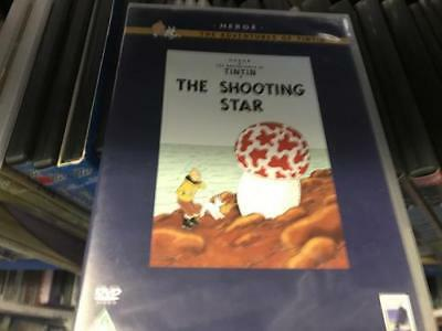 Herge The Adventures Of TinTin - The Shooting Star / The Crab With The Golden Cl