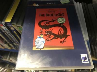 Herge The Adventures Of TinTin - The Blue Lotus / Tintin And The Broken Ear