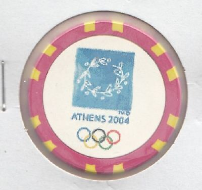 ATHENS OLYMPIC 2004: Brothel chip--N# 1