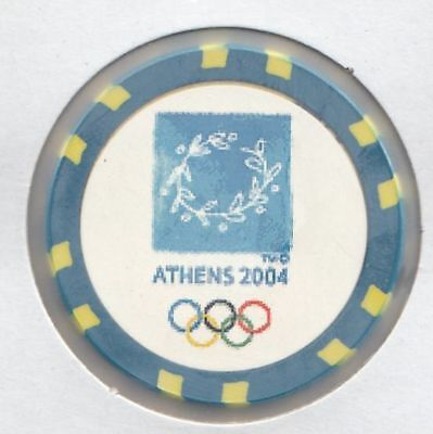 ATHENS OLYMPIC 2004: Brothel chip--N# 2