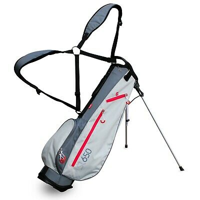 MASTERS 2019 SL650 DUAL STRAP SUPERLITE GOLF CARRY STAND BAG All Colours