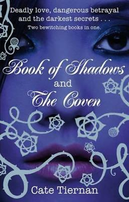 Book of Shadows and The Coven - Cate Tiernan - Puffin - Acceptable - Paperback