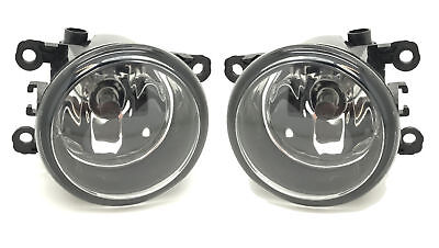 Pair Right OS Left NS Side Fog Lights H11 For Honda Civic Mk7 Hatch 1.01-2.06