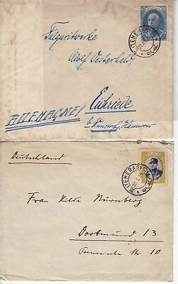 Persien Persia Persie: 3 Covers to Germany from the 1930er years !!!!!