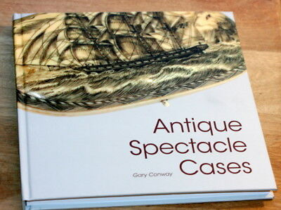 I Wrote This Book About History Of Spectacles Case, Limited Edition  12 Left