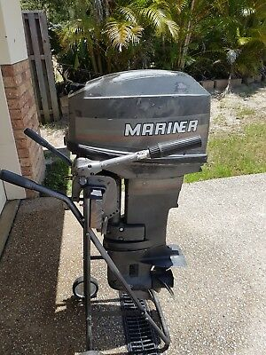 Mariner 20hp Outboard Motor