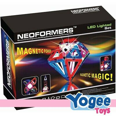 Neoformers LED Lighted Set 56 Pieces