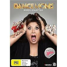 Dance Moms Season 4 Collection 3 DVD [New/Sealed]