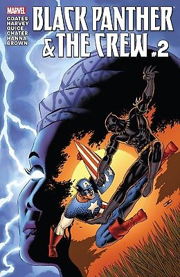 BLACK PANTHER & THE CREW #2, New, First print, Marvel Comics (2017)