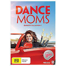 Dance Moms Season 5 Collection 1 DVD New/Sealed