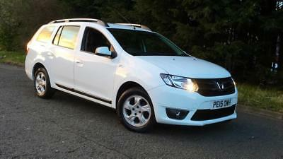 2015 Dacia Logan 1.5 dCi Laureate 5dr Manual Diesel Estate
