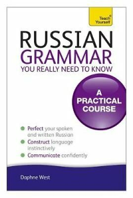 Russian Grammar You Really Need To Know: Teach Yourself 9781444179552