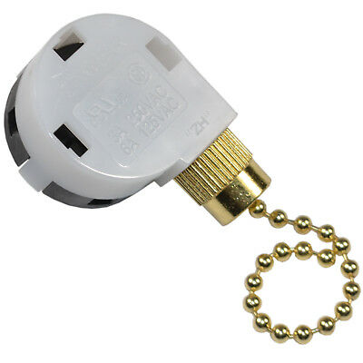 Hqrp ceiling fan pull chain 3 speed 4 wire control switch for hunter hqrp ceiling fan pull chain 3 speed 4 wire control switch for hunter ceiling aloadofball Image collections