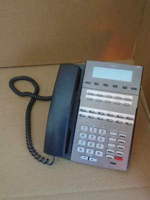Nec Dsx 22B Display Tel (Bk) Business Telepnone ((