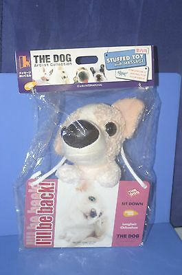 The dog Chihuahua Stuffed toy with Message Artlist Collection Doll I'll be back!