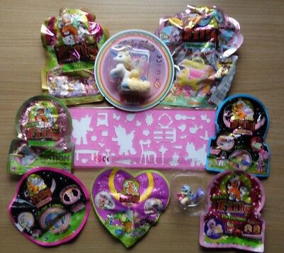 10 verschiedene Filly Teile*Mermaids,Fairy,Eisfee,Gold,Witchy,Exklusive (a30)