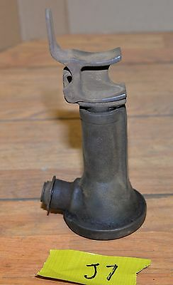 Rare early small cast iron bottle jack collectible Model A T Ford kit tool No 16