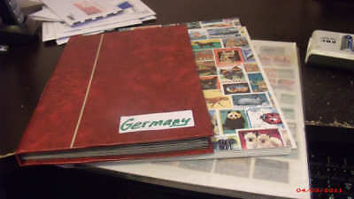Valuable Germany accumulation in two small stock books