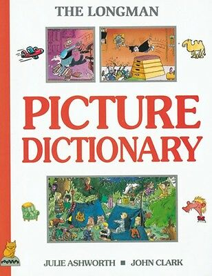 Longman Nelson Picture Dictionary (Primary Courses & Materials - ...