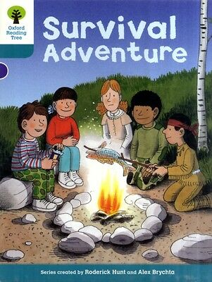 Oxford Reading Tree: Level 9: Stories: Survival Adventure (Paperb...