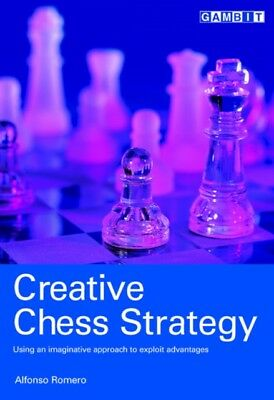 CREATIVE CHESS STRATEGY, Romero, Alfonso, 9781901983920